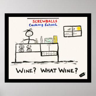 Screwballs™ Poster Art