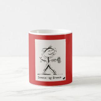 Screwballs™ ShakenNotStirred Coffee Mug