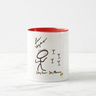 Screwballs™ Vegas Martinis Coffee Mug