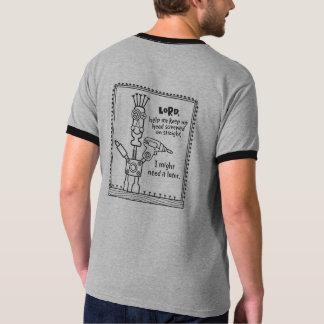 Screwed on Straight T-Shirt