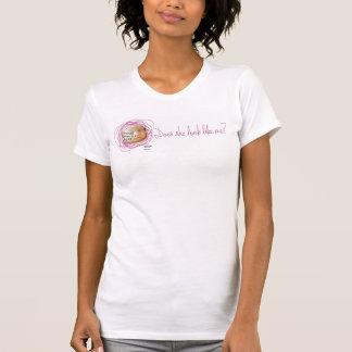"Scribble design ""she"" t-shirt"