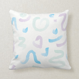 Scribble Pillow Cushion