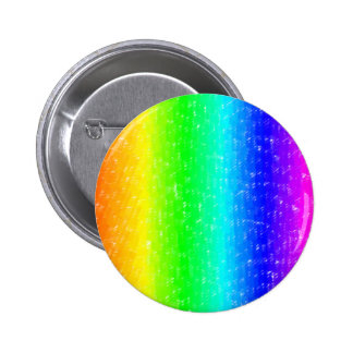 Scribble Rainbow Pinback Buttons