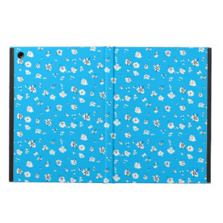 Scribble Star Pattern iPad Case