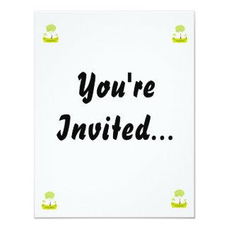 scribble tree landscape yellow eco design.png 11 cm x 14 cm invitation card