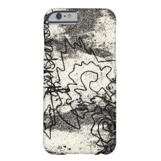 Scribbles iPhone 6/6s Case