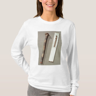 Scribe's palette and a case for writing reeds T-Shirt