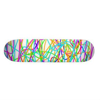 Scriblzz Skate Deck