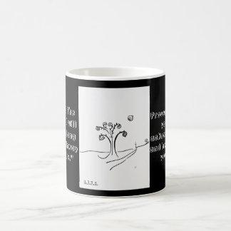 Scriptural coffee mug