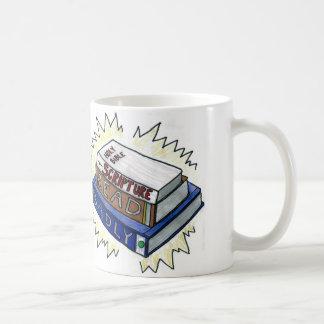 Scripture Read Badly Mug