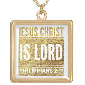 Scripture - Sterling Silver Necklace