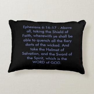 "Scripture Sword - Accent Pillow 16"" x 12"""