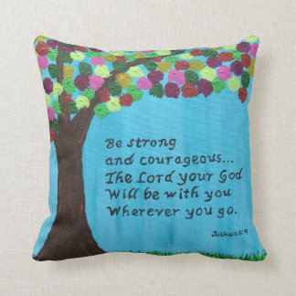Scripture Throw Pillow