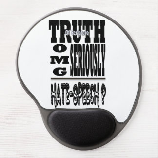 Scripture Truths (anti-hate speech) Gel Mouse Pad