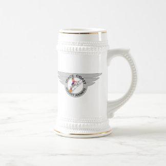 SCRJ Beer Mug
