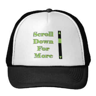 Scroll Down Full Cap