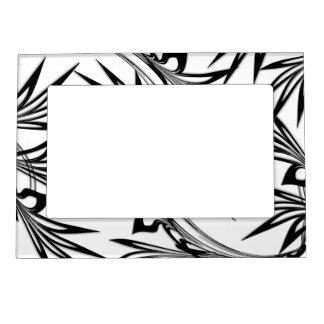 Scrolled Leaf Magnetic Frame