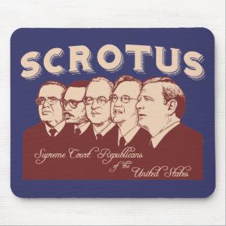 SCROTUS MOUSE PAD