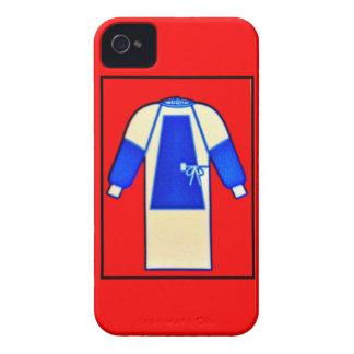 Scrub Gown Iphone Cover iPhone 4 Case-Mate Case