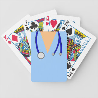 Scrubs Medical Custom Deck of Cards Nurse Doctor