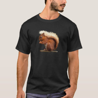 Scruffy Squirrel T-Shirt