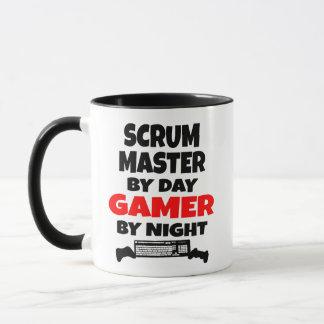 Scrum Master Loves Playing Video Games Mug