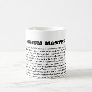 Scrum Master Mug