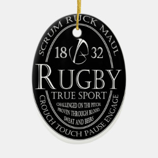Scrum, Ruck, Maul Ornament