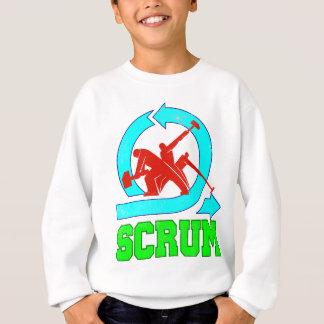 Scrum Workers - Vintage Style Sweatshirt