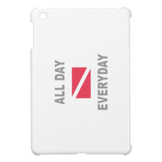 Scuba All Day Everyday iPad Mini Cover