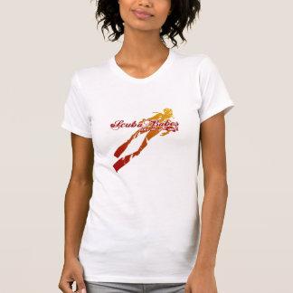 Scuba Babes T-shirt