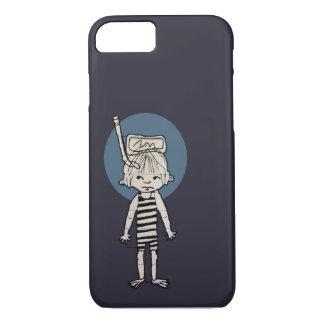 Scuba Boy iPhone 8/7 Case