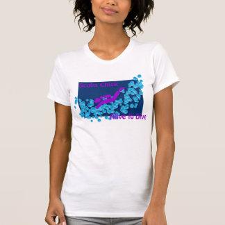 Scuba Chick - Alive to Dive T-Shirt