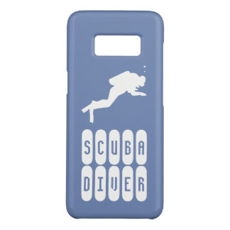 Scuba Diver. A case for divers
