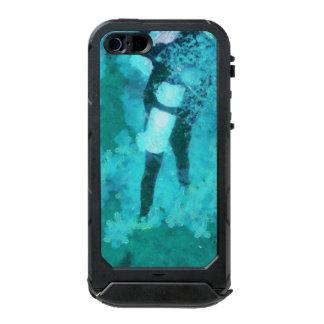 Scuba diver and bubbles incipio ATLAS ID™ iPhone 5 case