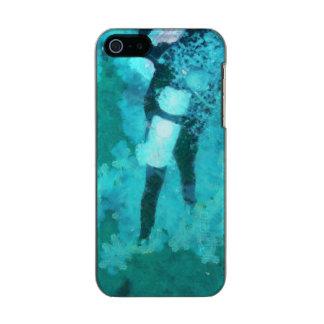 Scuba diver and bubbles incipio feather® shine iPhone 5 case