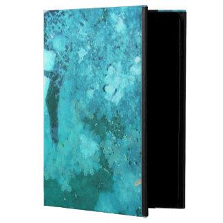 Scuba diver and bubbles powis iPad air 2 case