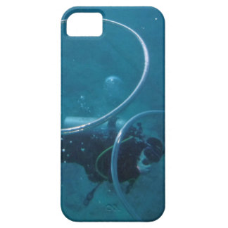 Scuba Diver Barely There iPhone 5 Case