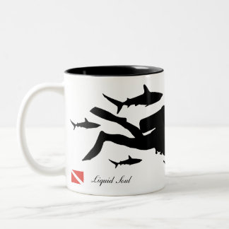 Scuba Diver - Mug