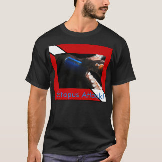 Scuba Diver Octopus Attack - Shirt