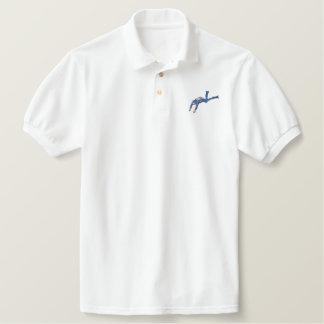 Scuba Diver Polo Shirt