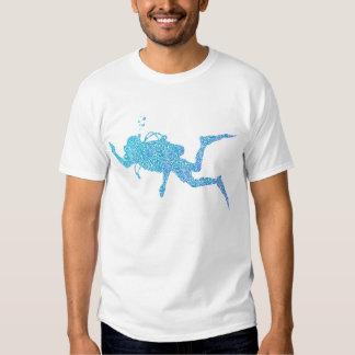 Scuba Diver Shirts
