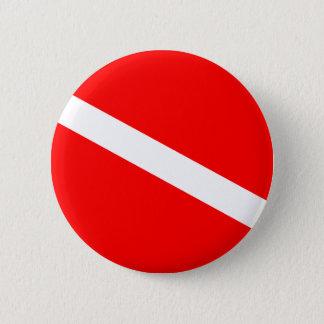 Scuba Divers Button