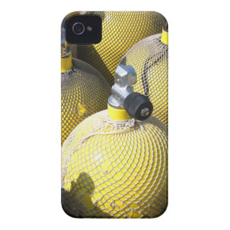 Scuba Divers Tanks iPhone 4/4S Barely There Case iPhone 4 Case-Mate Cases