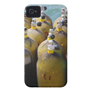 Scuba Divers Tanks iPhone 4/4S Case-Mate ID iPhone 4 Case-Mate Case