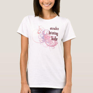 Scuba Diving Babe T-Shirt