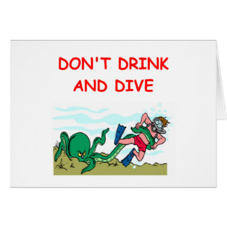 scuba diving card