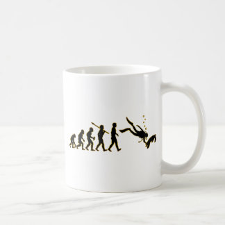Scuba Diving Coffee Mug