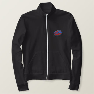 Scuba Diving Embroidered Jacket