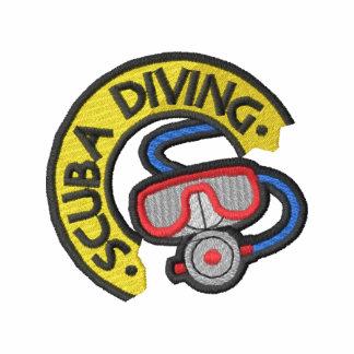 Scuba Diving Polo Shirt
